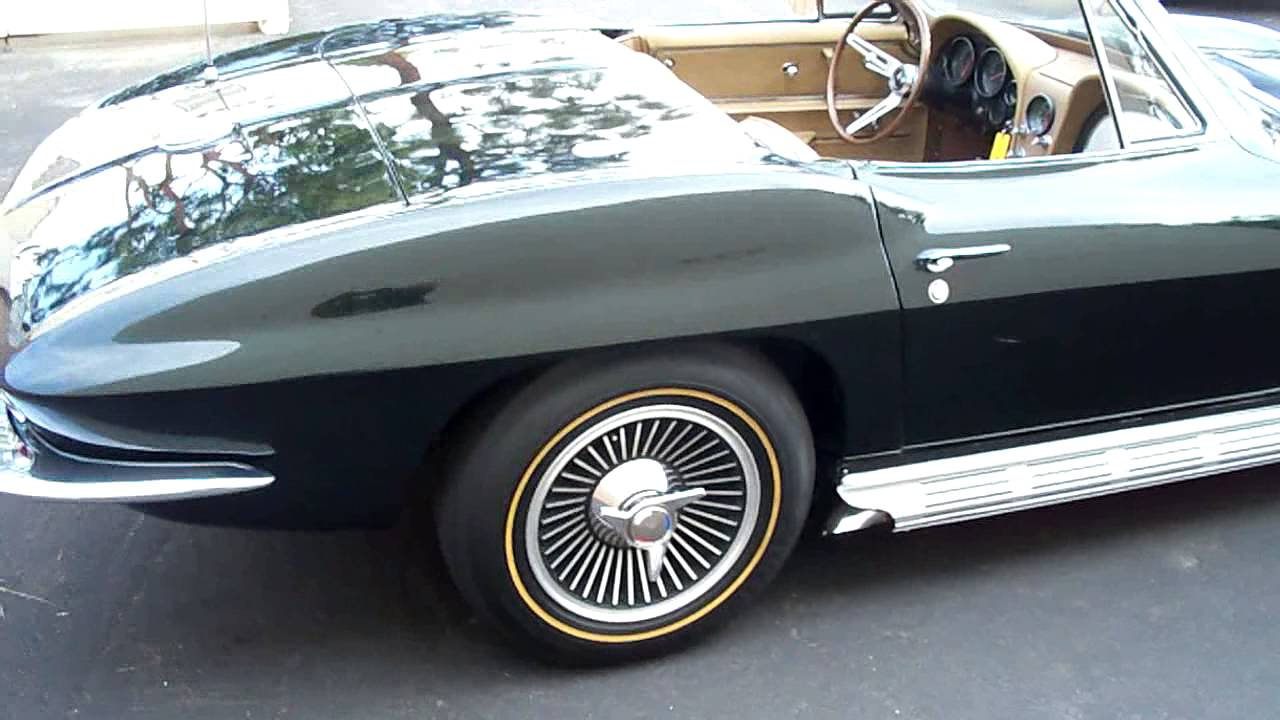 1965 Corvette 396
