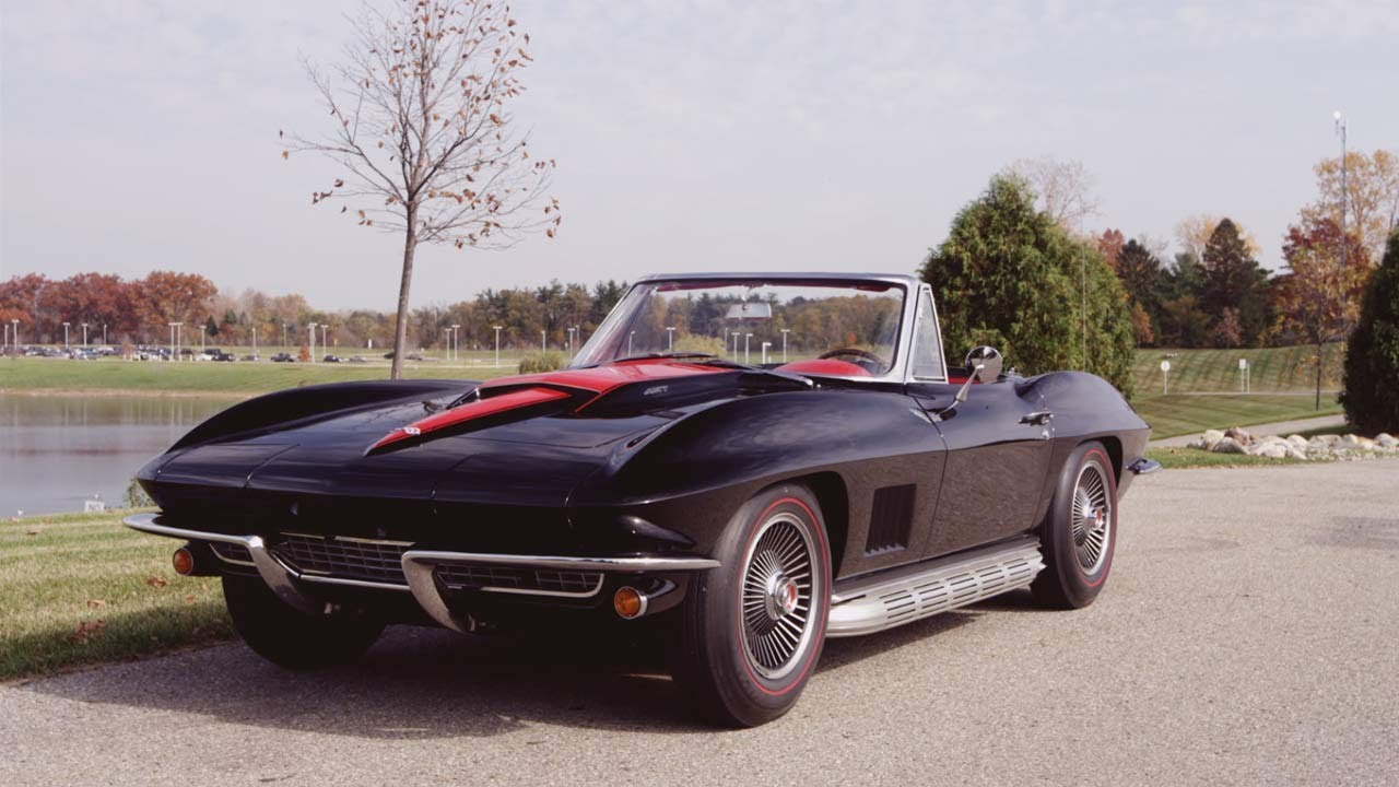 1966 Chevrolet Corvette 427 Sting Ray Coupe – Car Nerds