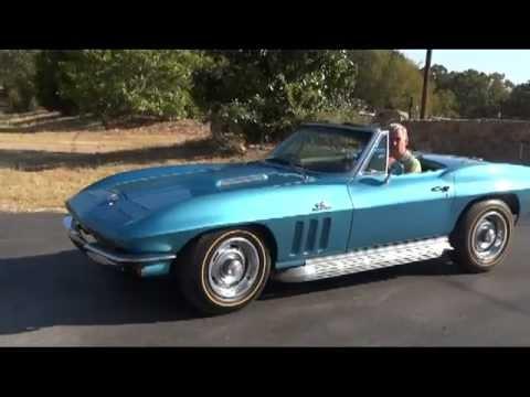 1966 Corvette 427 425HP