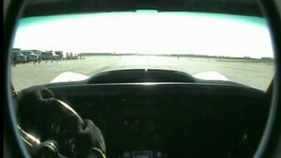 1969 Corvette Autocross at Grissom w/Open Exhaust