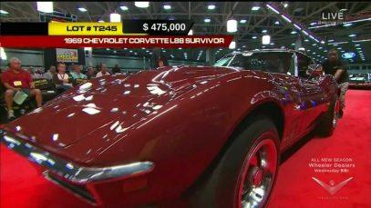 1969 Corvette T-top Coupe, L-88 4-spd