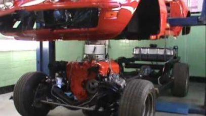 1971 Corvette Restoration