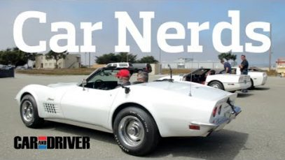 1972 Chevrolet Corvette Stingray Convertible – Car Nerds