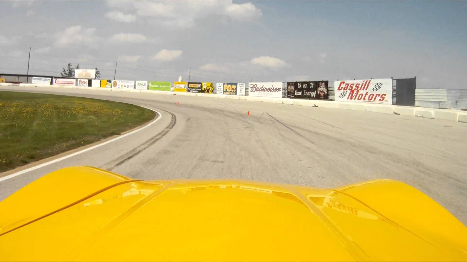 1973 Corvette Autocross racing