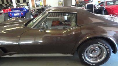 1976 Chevrolet Corvette Stingray Classic