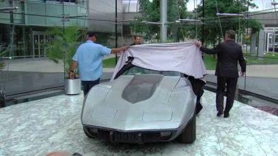 1979 Corvette Reunion: GM Reunites Loyal Corvette Owner
