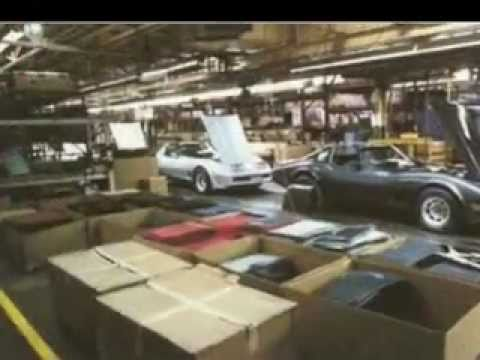 1981 Corvette Production at the St. Louis Corvette Assembly Plant