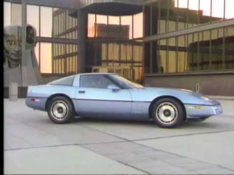 1984 C4 Corvette Demonstration Video Part 2 of 2