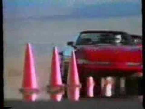 1985 Corvette Commercial