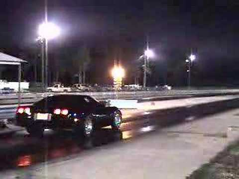 1991 Corvette ZR-1 All motor, no nitrous and still has the 6-speed!