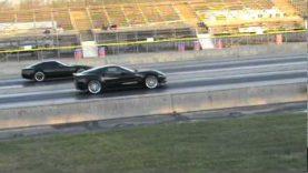 1991 Corvette ZR-1 vs 2009 Corvette ZR1