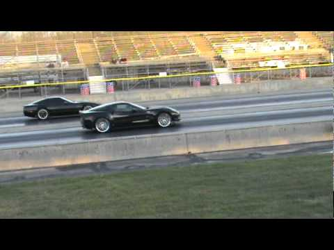 1991 Corvette ZR-1 vs 2009 Corvette ZR1