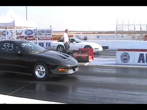 1992 Corvette ZR-1 vs 1995 Trans Am LT1