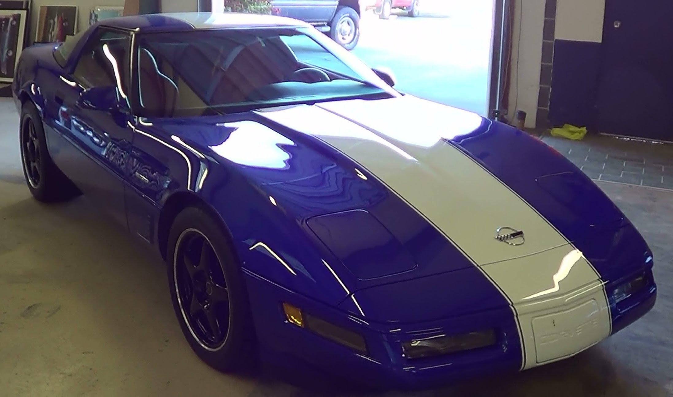 1996 Grand Sport Corvette