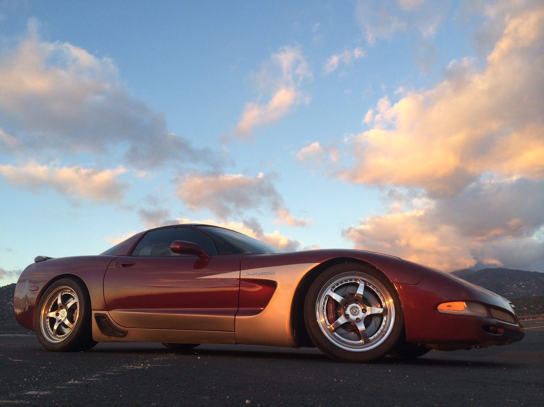 1999 Chevrolet Corvette Standing Start Mile – Quest for 200 mph