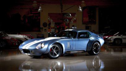 1999 Shelby Brock Daytona Coupe – Jay Leno's Garage