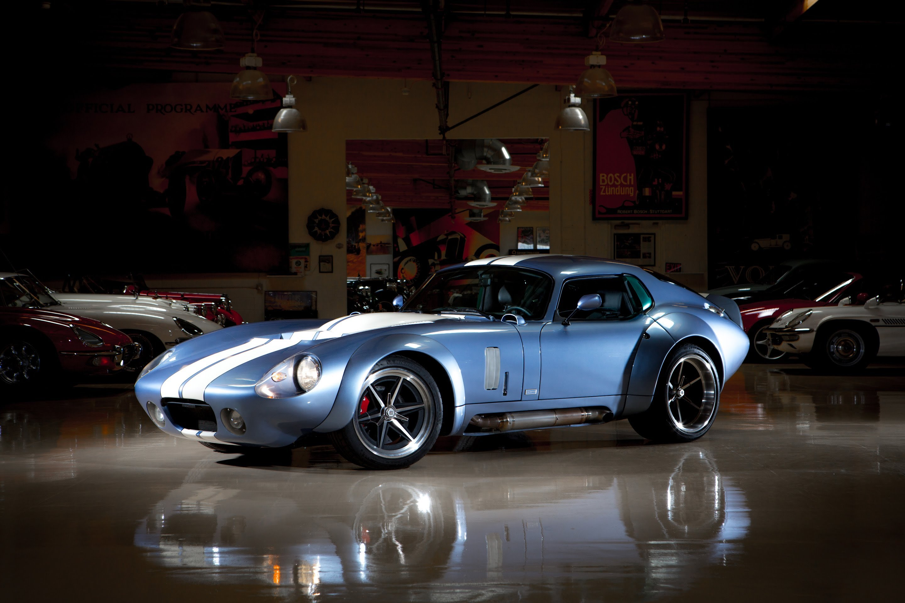 1999 Shelby Brock Daytona Coupe – Jay Leno's Garage