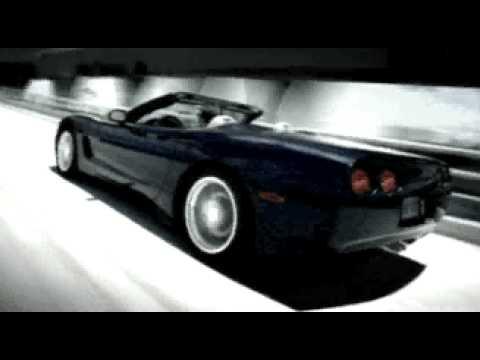 2004 Corvette Commercial