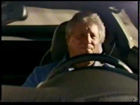 2006 Mario Andretti Corvette Magnaflow Commercial Ad