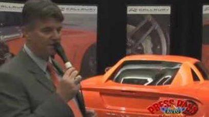 2007 Los Angeles Auto Show – Callaway Press Conference