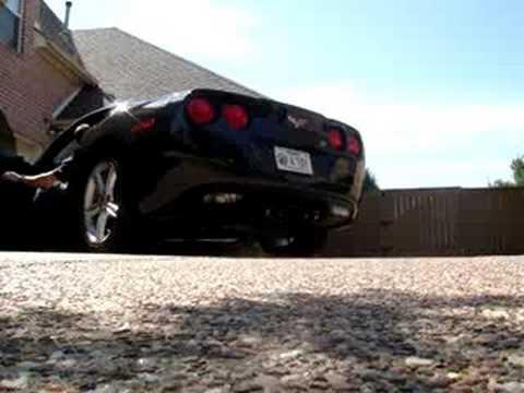 2008 Corvette C6 cam, headers, exhaust, intake