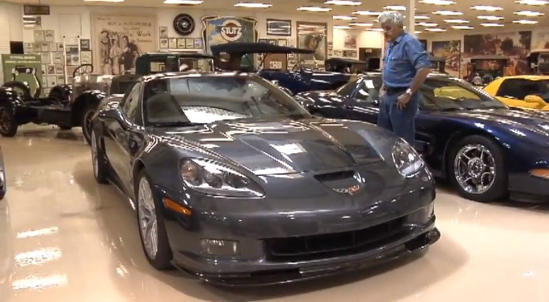 2009 Corvette ZR1 – Jay Leno's Garage