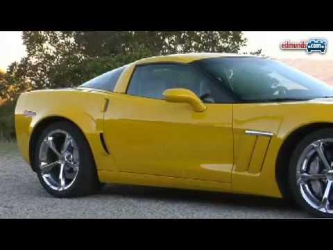 2010 Chevrolet Corvette Grand Sport Full Test