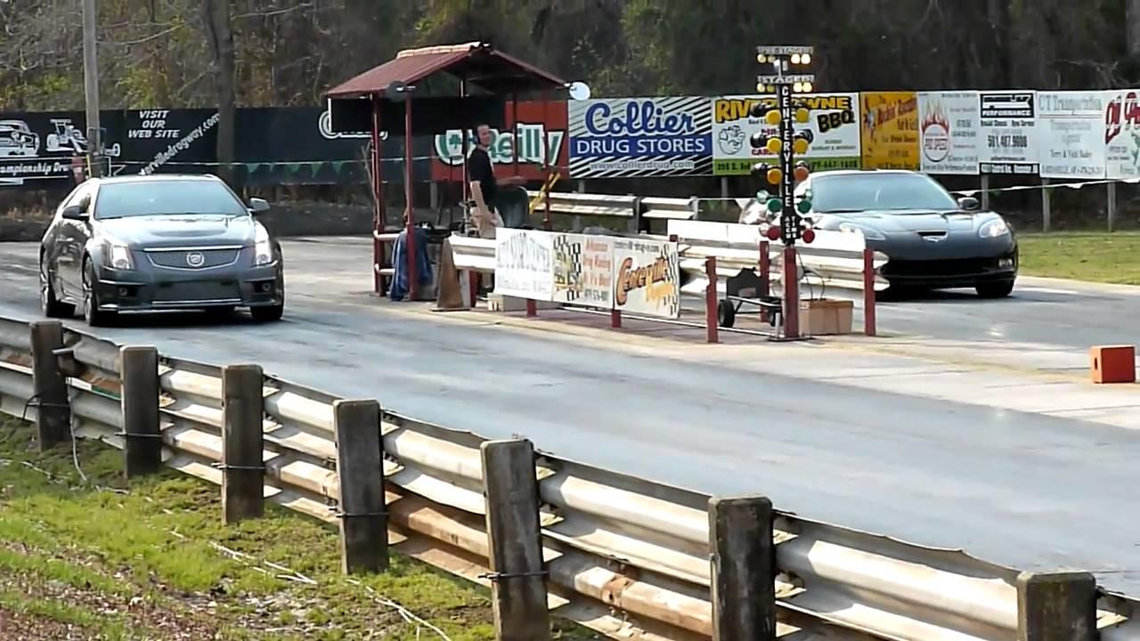 2011 Cadillac CTS-V Coupe vs 2011 Corvette Grand Sport
