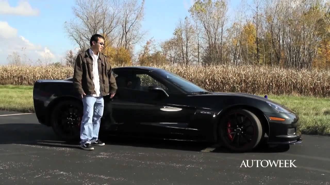 2012 Chevrolet Corvette Z06 Centennial Edition: video walk around