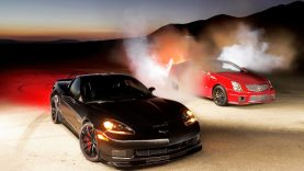 2012 Corvette Z06 Centennial Edition vs. Cadillac CTS-V Coupe