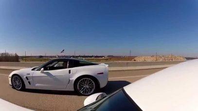 2013 SRT Viper vs 2012 Corvette ZR1