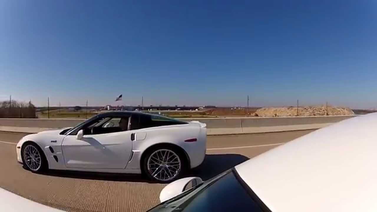 2013 SRT Viper vs 2012 Corvette ZR1