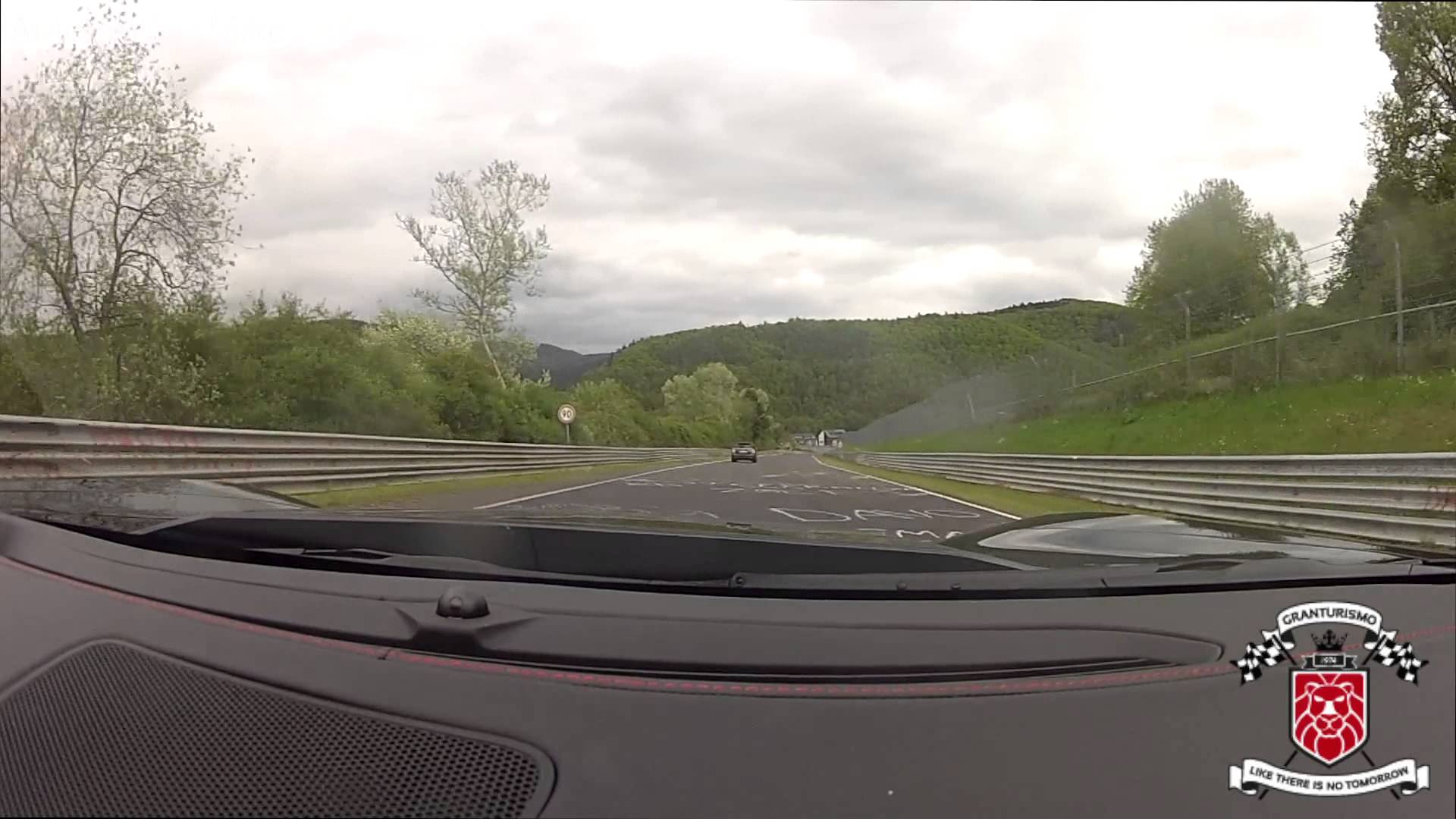 2014 C7 Corvette Stingray on the Nürburgring