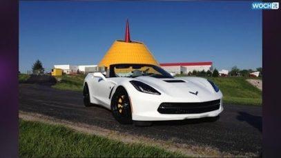 2014 Callaway Corvette Makes Debut At National Corvette Museum