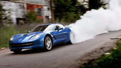 2014 Chevrolet Corvette: 48 Hours with the C7 in Detroit