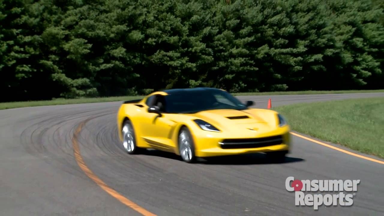 2014 Chevrolet Corvette first drive | Consumer Reports