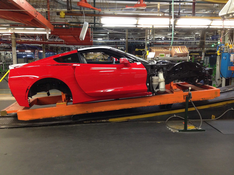 2014 Corvette Stingray C7: Behind the Scenes of it's Design, Engineering & Build – Part 1