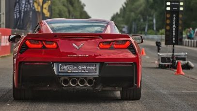 2015 Corvette Stingray vs Chevrolet Camaro ZL1 vs BMW M6 vs Jaguar F-Type R