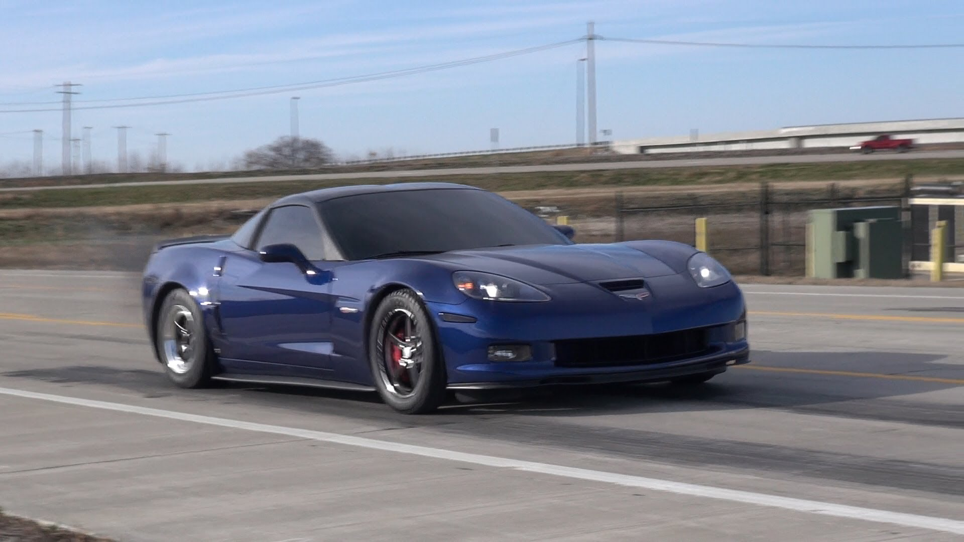 700HP NA C6 Corvette Z06 Tearing up the Streets!