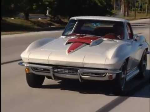 American Muscle Car – S02E05 – 1963 – 1967 Chevrolet Corvette