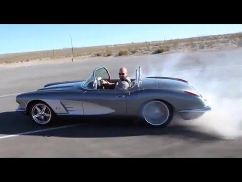 Art Morrison 3G 1960 Corvette