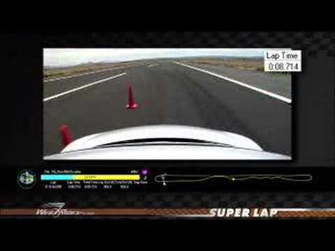 Audi R8 vs Corvette LS3 – Super Lap Track Challenge