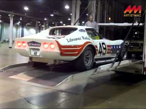 BFG Stars & Stripes 1969 L88 Corvette ZL-1