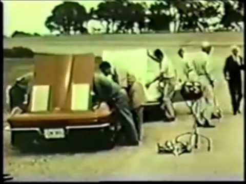 Biography of a Sports Car – 1963 Corvette