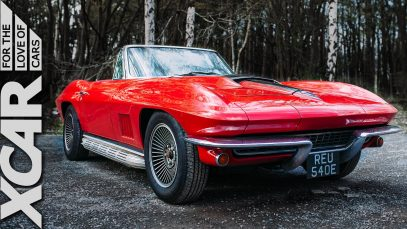 C2 Chevrolet Corvette Stingray: Terrestrial Spaceship – XCAR