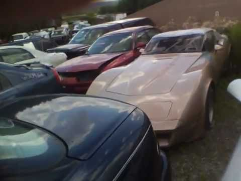 C3 Chevrolet Corvette – Theft Victim (A Day At The Salvage Yard)