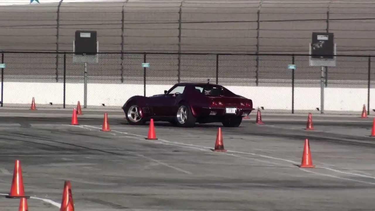 C3 Corvette Autocrossing @ Good Guys Lone Star Nats 2013