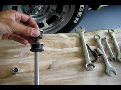 C3 Corvette Front Shock Install – Bilstein Sport