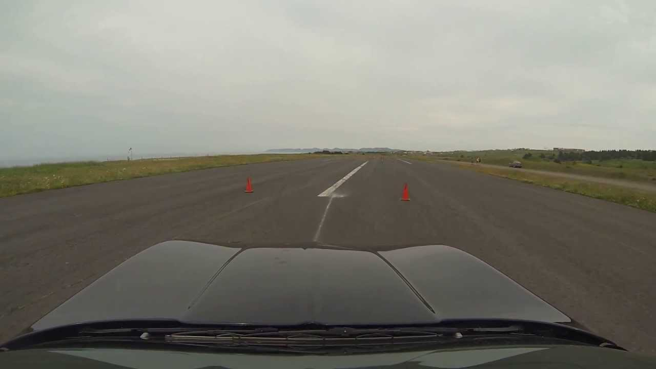C4 Corvette Autocross (Vinland Motorsports) July 13, 2013 Run #4