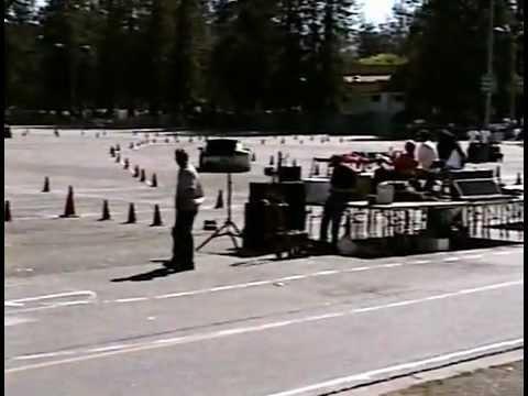 C5 Corvette Autocross Footage